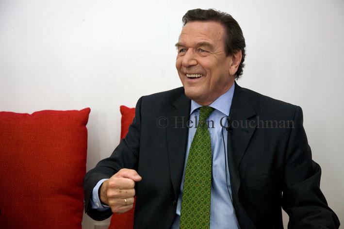 of - Gerhard Schroder Lebenslauf
