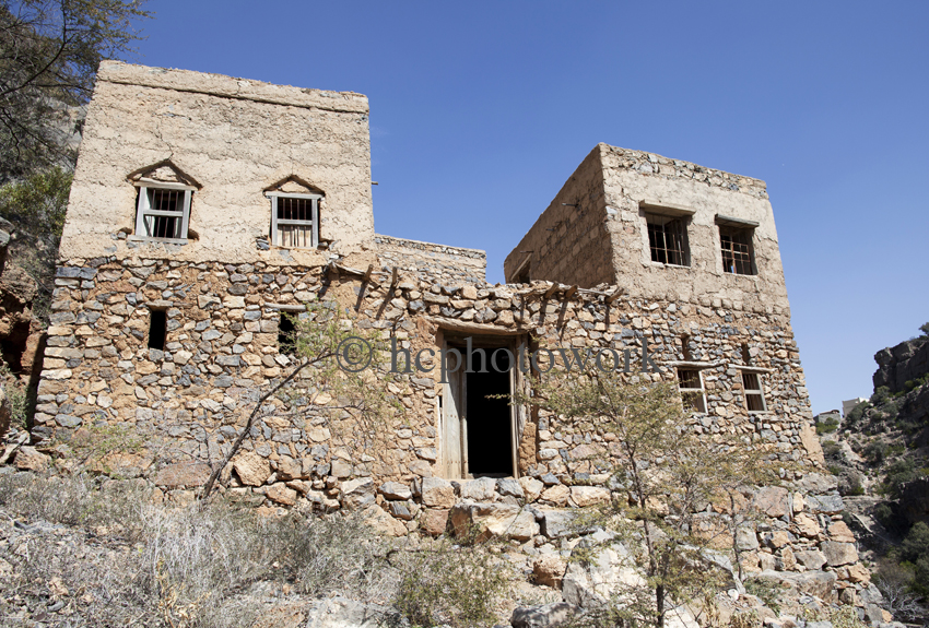 Wadi Bani Habib, Outward Bound Oman