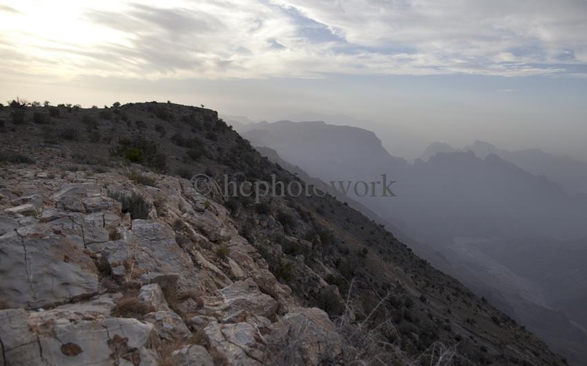 Wadi Bani Kharous, Outward Bound, Oman