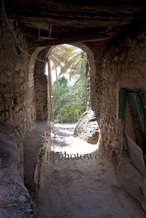 Misfat al A'briyeen. Outward Bound Oman