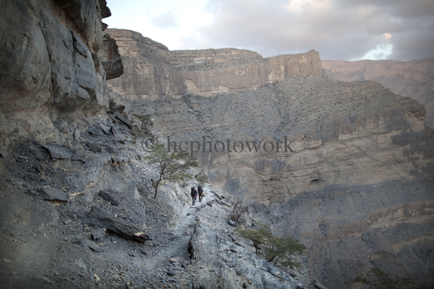 Wadi Ghul, Outward Bound Oman