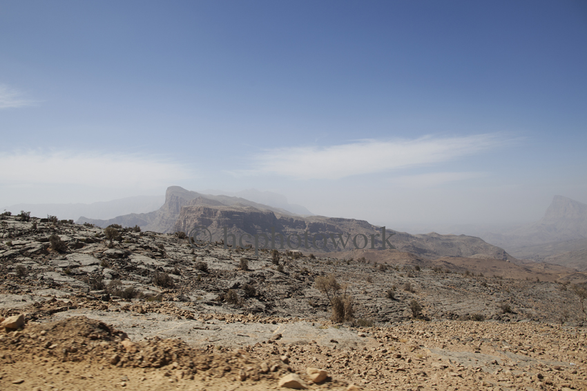 Wadi Ghul, Outward Bound Oman.