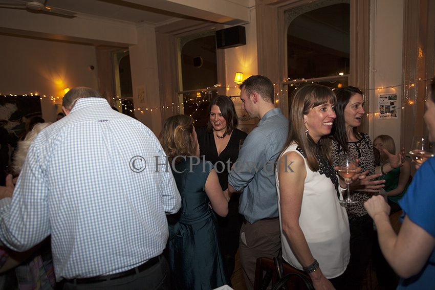 Anna's party, Clapham, April 2014, © hcphotowork