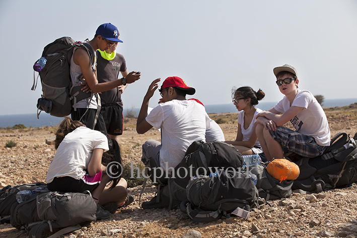 IMG_4325 St. Christopher's School, Bahrain do The Duke of Edinburgh's Award, DofE. copyright hcphotowork
