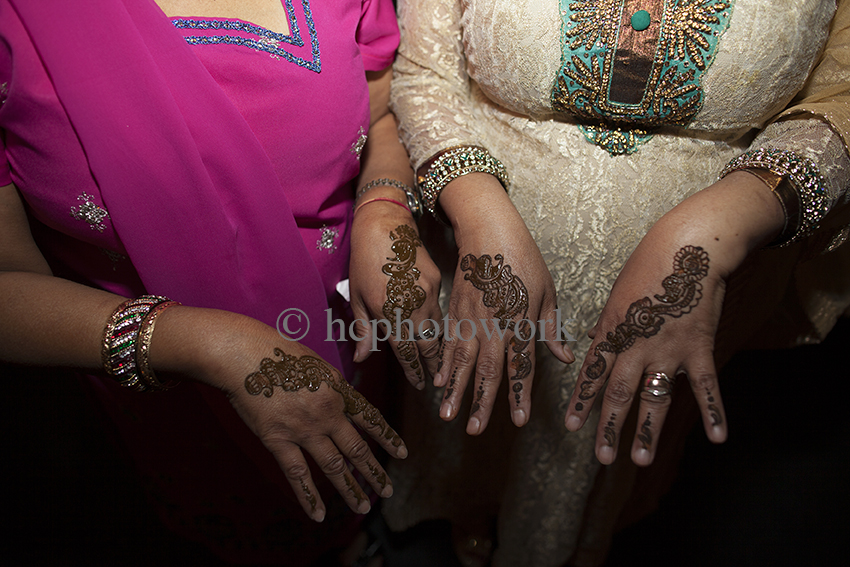 Tas and Aarvin's wedding, Henna Party, May 2015, copyright hcphotowork