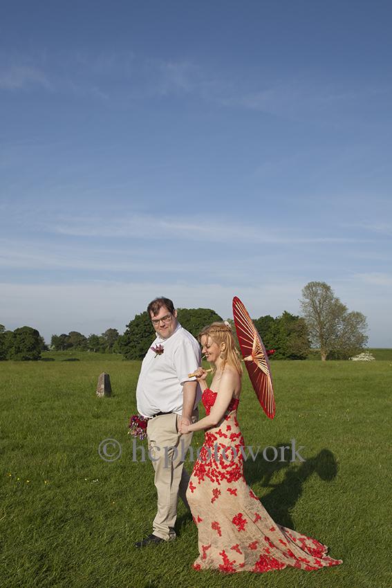 James & Christina's wedding. Wiltshire,