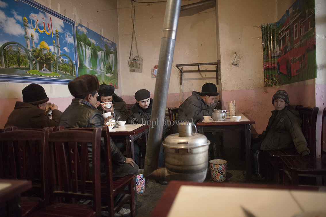 Uyghurs, Kashgar, Xinjiang Province, China  - HCPhotowork Journal